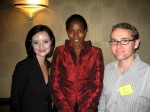 H Ayaan Hirsi Ali υπογράφει το βιβλίοτης